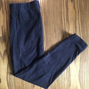 LOFT Dark Grey Leggings Size Large